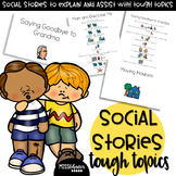 Social Stories | Tough Topics Social Stories