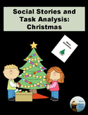 Social Stories and Task Analysis:  Christmas