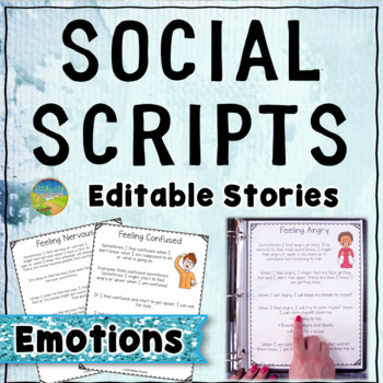 Social Stories for Autism - Emotions