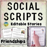 Social Scripts for Autism - Friendships