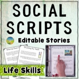 Social Scripts for Autism - Life Skills