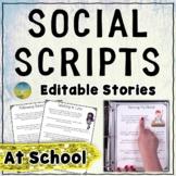 Social Scripts for Autism - School