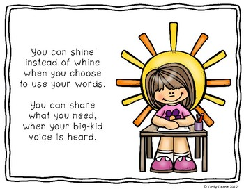 Social Stories for Autism: Stop whining and start shining!
