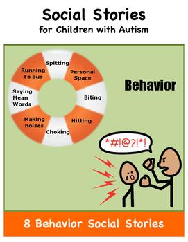 Social Stories for Children with Autism: Behavior