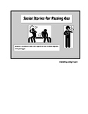 Social Stories for Passing Gas: Includes Two Social Storie