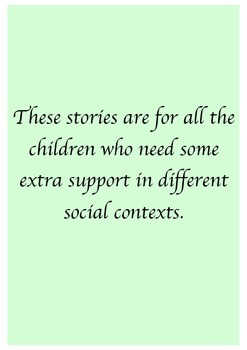Social Stories for Primary School Children