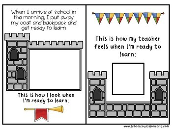 Social Stories for Primary Students Struggling with Transitions