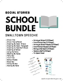 Social Stories School Bundle