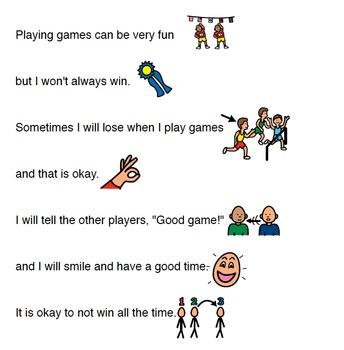 Social Stories for School (Autism)