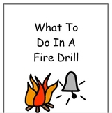 Social Stories for Students with Autism:  Fire Drills and