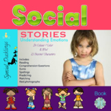 Social stories:posters,activities,real photographs Suits:Age3-6