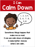 Social Story 1 (I Can Use Calm Down Strategies)