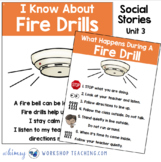 Social Story 3 (Stay Calm During A Fire Drill)