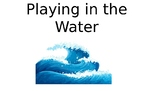 Playing in the Water-Social Story