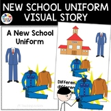 Social Story A New School Uniform