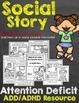 Social Story ADD/ ADHD