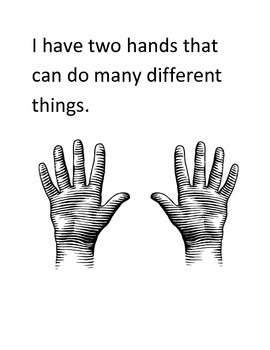 Social Story About the Appropriate Ways to Use Your Hands