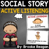 Social Story: Active Listening