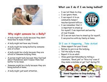 Bullying Social Story: Am I a Friend or a Bully?
