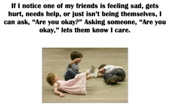 Social Story - Are You Okay? - Autism