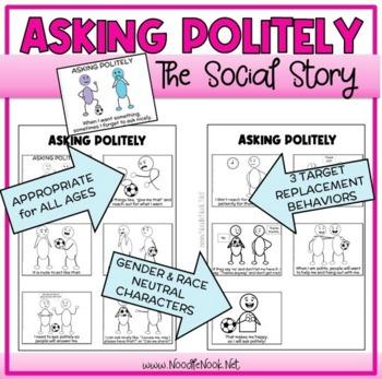 Social Story- Asking Politely