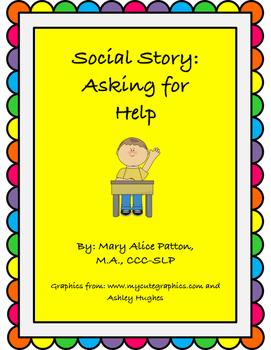 Social Narrative: Asking for Help