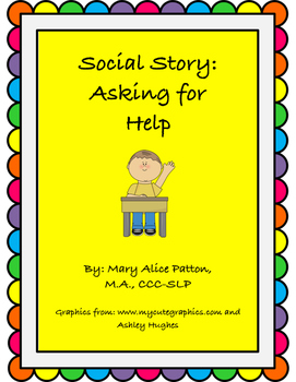 Social Narrative: Asking for Help