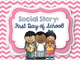 Social Story: Back To School