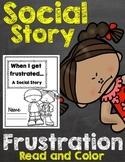 Social Story Frustration