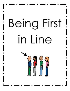 Social Story: Being First in Line