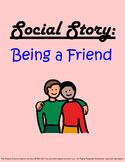 Social Story: Being a Friend