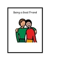 Social Story: Being a Good Friend