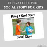 Social Story: Being a Good Sport