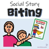 No Biting - Social Story