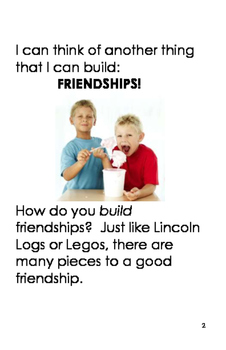 Social Story - Building Friendships
