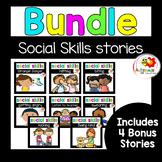 Social Stories BUNDLE (Autism/Special Needs)