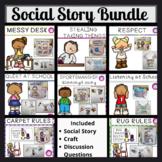 Social Story Bundle Behavior