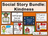 Social Skills Story Bundle: Kindness