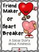Social Story Bundle: Kindness