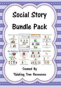 Social Story Bundle Pack