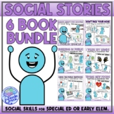 Social Story Bundle (Unit 2) - Personal Care and Personal