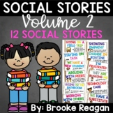 Social Story Bundle Volume Two