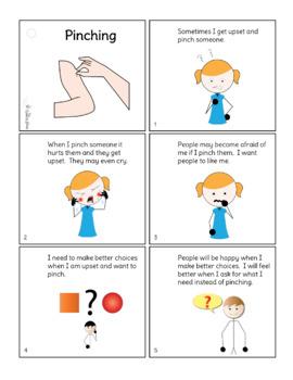 Mini Social Stories: Portable Behavior Tool for Autism