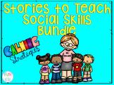Stories to Teach Social Skills Bundle
