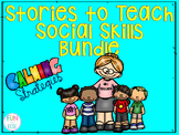 Stories to Teach Social Skills Bundle