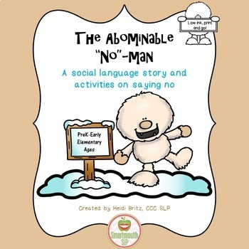 Social Skills Story Bundle for Young Learners
