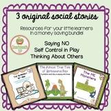 Social Skills Stories Bundle