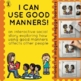 Social Story Bundle! good manners, kindness, good choices, calming strategies
