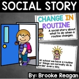 Social Story: Change in Routine
