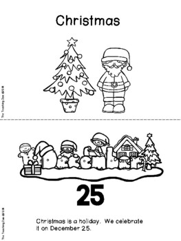 Social Story - Christmas